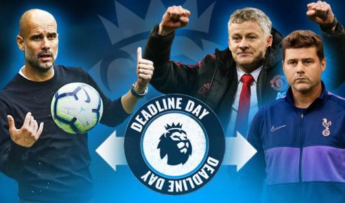 Alle Deadline Day-Transfers auf einen Blick