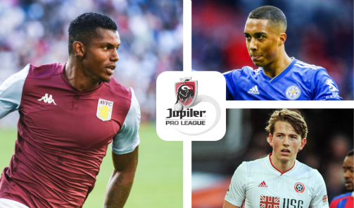 Jupiler Pro League - Record Departures