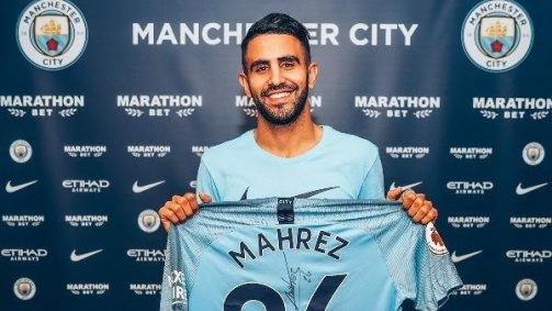Mahrez the most expensive - all Man City signings under Guardiola