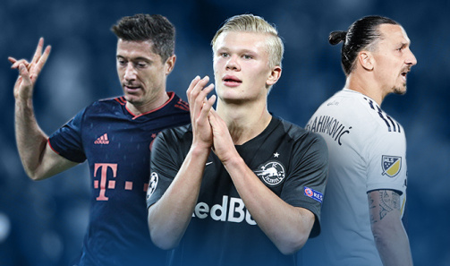 Statistic: Best goalscorers since July