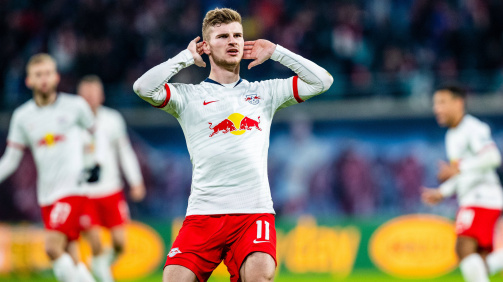 Timo Werner and Co. The most valuable U23 strikers