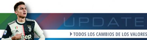 Dybala líder: los nuevos valores de mercado de la Serie A