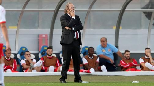 © imago / Seit Oktober Trainer in Malta: Der Belgier Tom Saintfiet