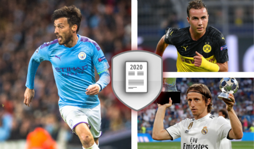 Silva, Modric & Co. - these players are on expiring contracts
