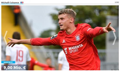 Bayern-Talente dominieren: Die wertvollsten Spieler der 3. Liga