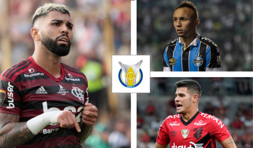 Gabigol, Éverton & Co. - the most valuable Brazilian Série A players