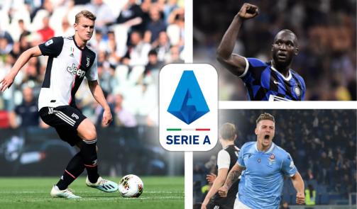 De Ligt, Lukaku & Co. - the most valuable Serie A players