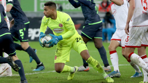 Zack Steffen ist von Manchester City ausgeliehen