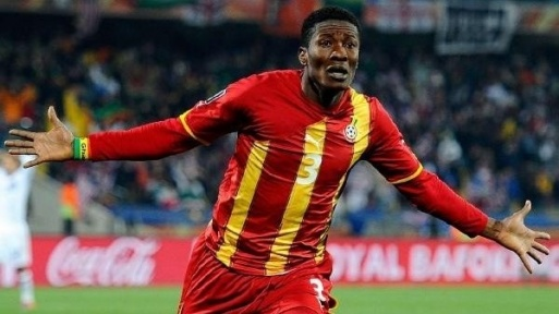 88c81a93e Asamoah Gyan - Player Profile 18 19