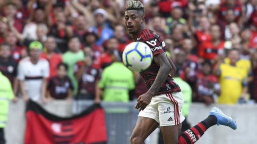 Guía de apuesta: Brasileirao Serie A 2020 > Bruno Henrique