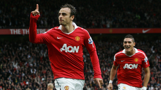 Dimitar Berbatov - Player Profile | Transfermarkt