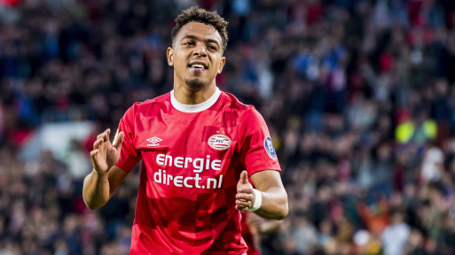 The 21-year old son of father (?) and mother(?) Donyell Malen in 2021 photo. Donyell Malen earned a  million dollar salary - leaving the net worth at  million in 2021