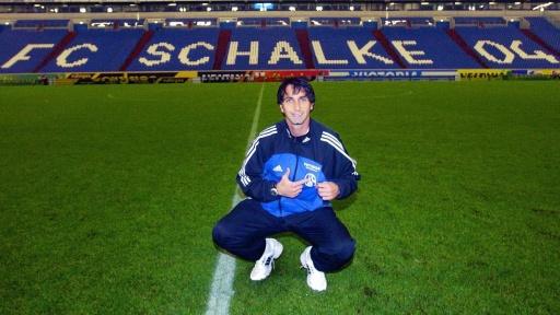 © imago / Anstelle von Fernando Morientes holte Schalke den Österreicher Edi Glieder