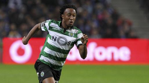 © imago / Gelson Martins von Sporting Lissabon steht schon länger im Bayern-Fokus
