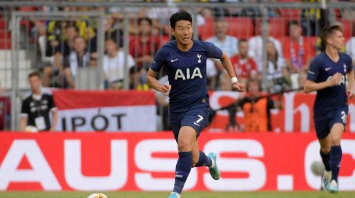 Heung-min Son - Player Profile 19/20 | Transfermarkt