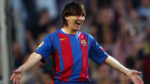 © imago / Schon ganz jung ganz groß: Lionel Messi