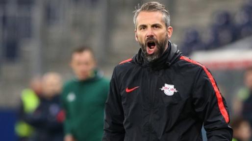 © imago / Holt mit Red Bull Salzburg im Schnitt 2,25 Punkte pro Pflichtspiel: Trainer Marco Rose