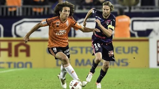 1c76f39bdb7 Mattéo Guendouzi - Player Profile 18 19