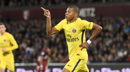 Kylian Mbappé - Player Profile 19/20 | Transfermarkt