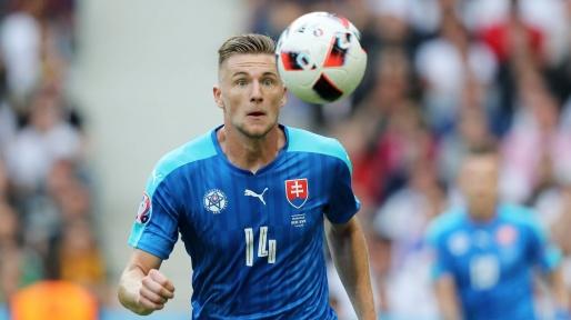 © imago / Absolvierte bisher sieben Spiele für die Slowakei: Inter-Verteidiger Milan Skriniar