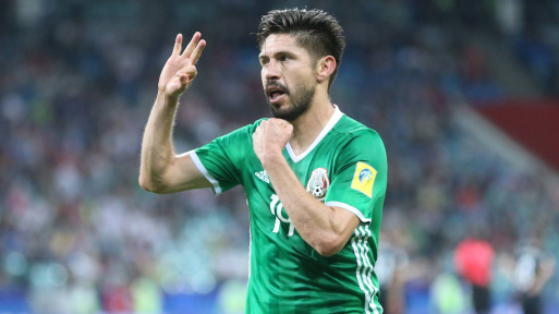 aa8ceb9ef Oribe Peralta - Player Profile 18 19