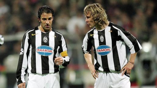 © imago / Kongeniales Duo bei Juventus Turin: Alessandro Del Piero und Pavel Nedved