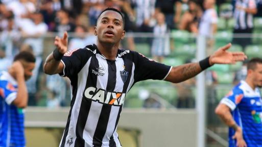 © imago / Nach langer Europa-Karriere nun bei CA Mineiro: Robinho