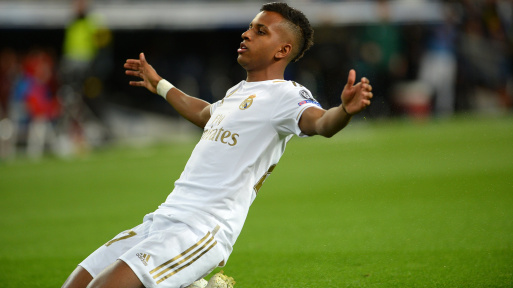Rodrygo Player Profile 1920 Transfermarkt