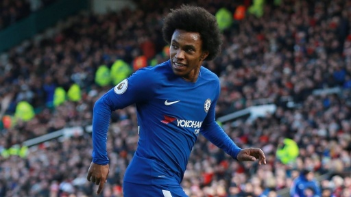 Willian - Player Profile 18 19  da81a8308