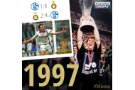 FC Schalke Uefa Cup Sieg 96/97