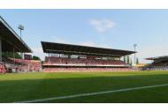 Stadion der Freundschaft 2018 Tribünen
