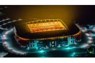 Stadion Otkrytie Spartak Moskau