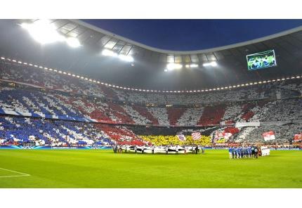 Allienz Arena FC Bayern
