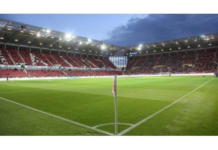 Die Opel Arena des 1.FSV Mainz 05