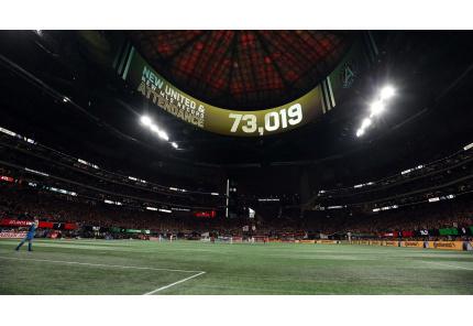 Mercedes-Benz 2018 MLS Cup