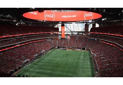 Mercedes-Benz Stadium Atlanta