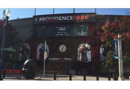 Providence Park Portland Timbers außen 2018