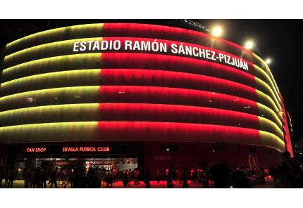 Ramón Sánchez Pizjuan - Stadion des FC Sevilla