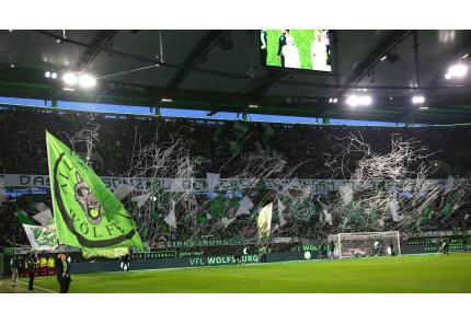 Stadion, Volkswagen Arena Wolfsburg