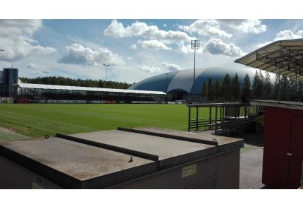 Tapiolan Urheilupuisto, FC Honka