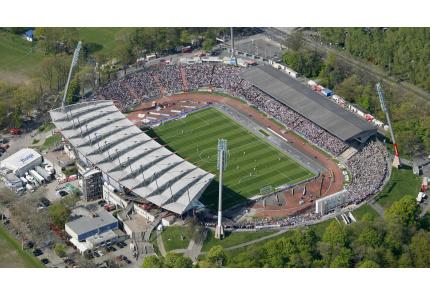 Wildparkstadion des Karlsruher SC