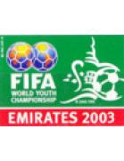 U20-Weltmeisterschaft 2003