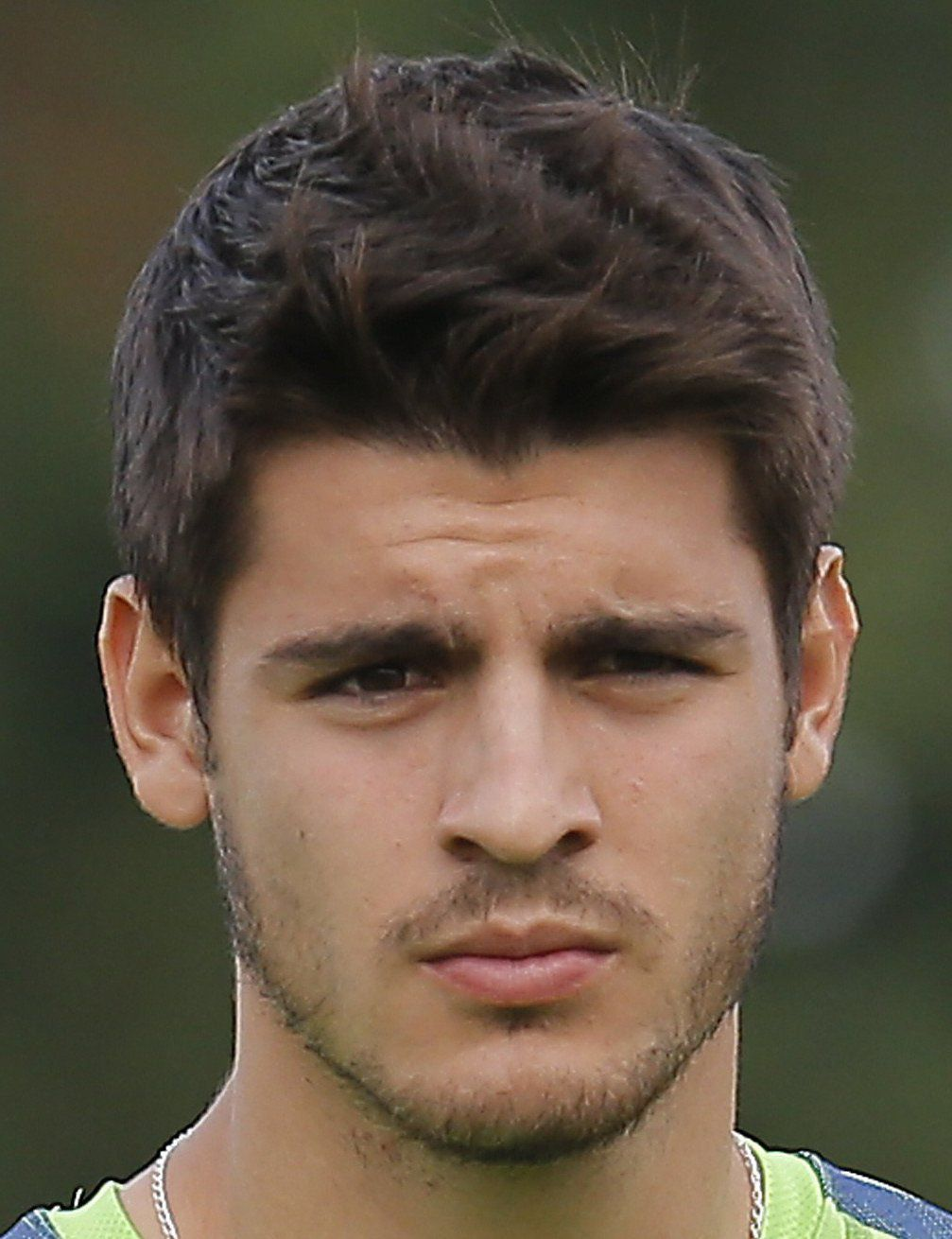 lvaro Morata Player Profile 17 18