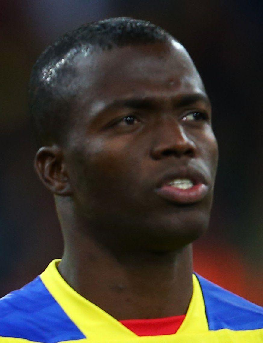 Enner Valencia Player Profile 17 18
