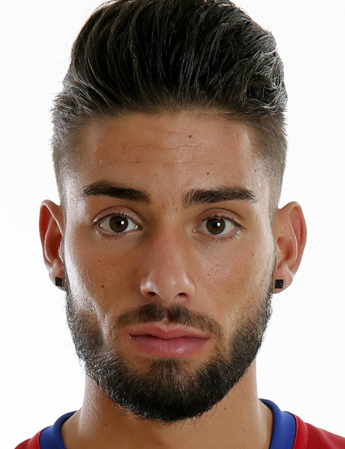 Yannick Carrasco Player Profile 17 18