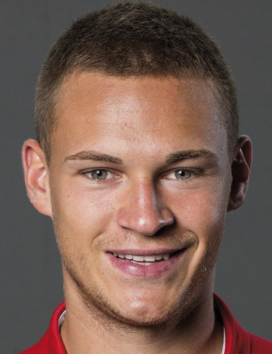 Joshua Kimmich earned a  million dollar salary - leaving the net worth at 5 million in 2018