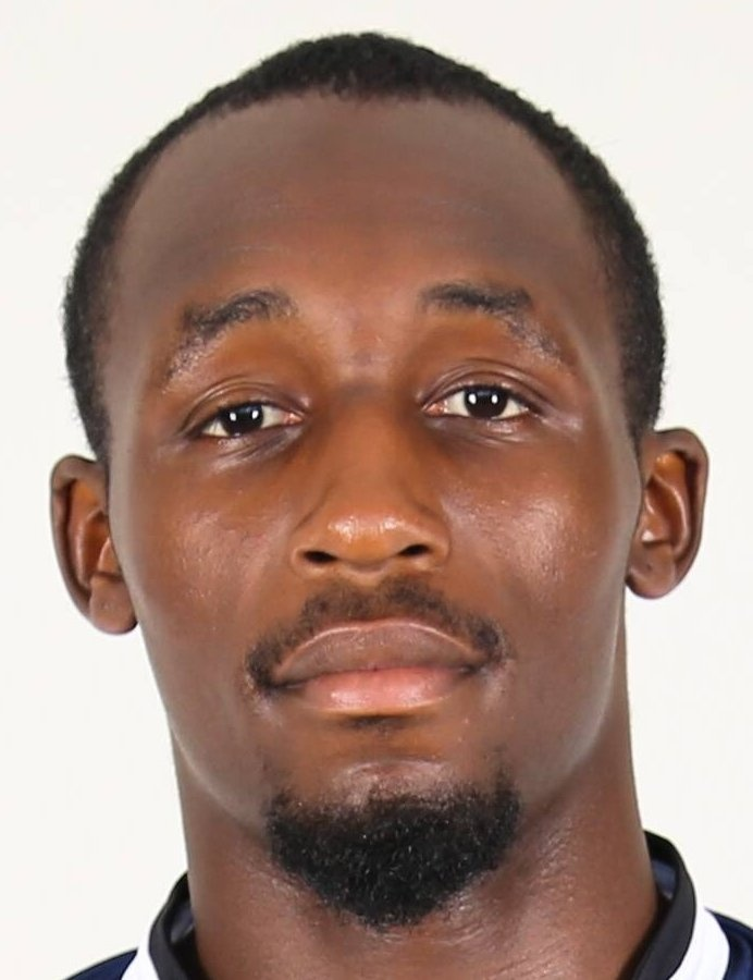 The 22-year old son of father (?) and mother(?), 185 cm tall Seko Fofana in 2017 photo