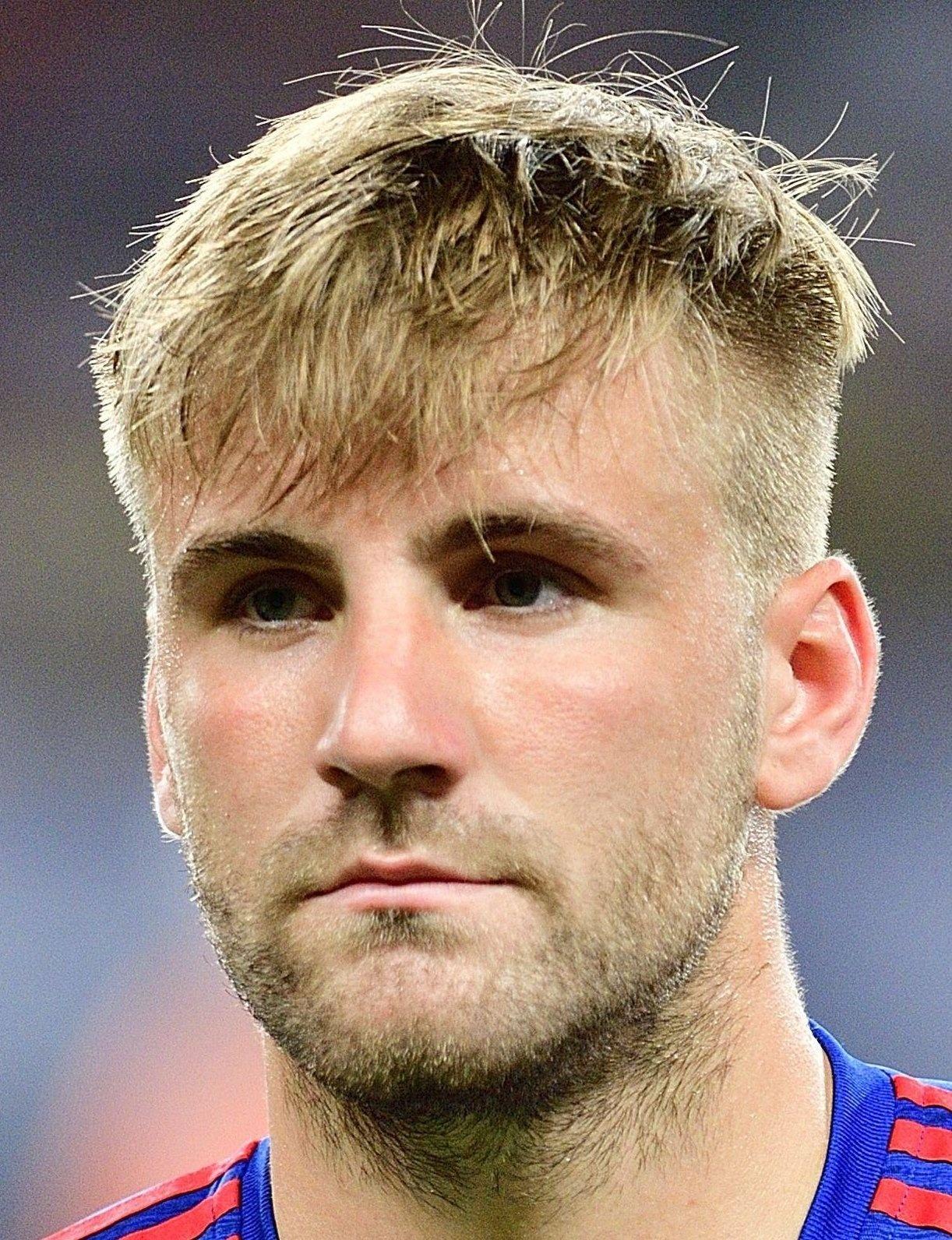 Luke Shaw Player Profile 17 18