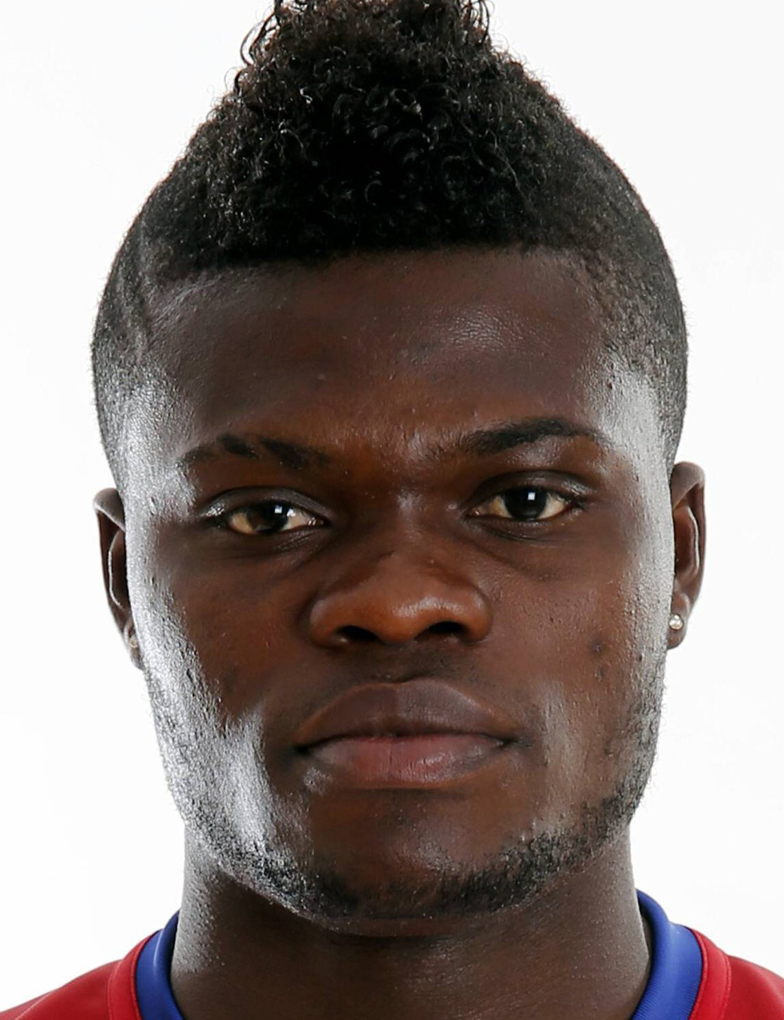 Thomas Partey earned a  million dollar salary, leaving the net worth at 1 million in 2017