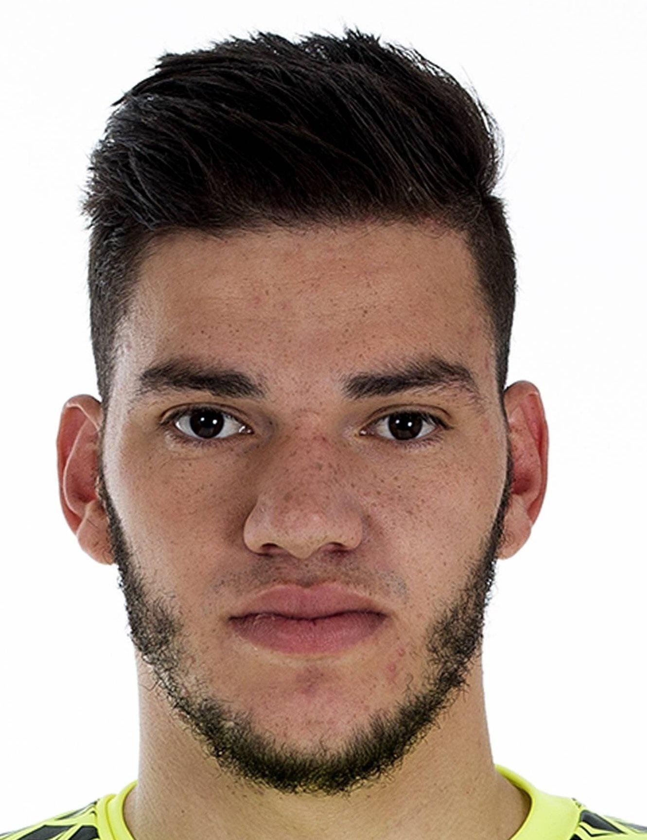 Ederson Player Profile 17 18